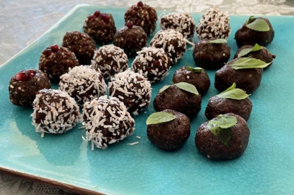 Les boulettes protéinées peuvent aussi être servies pour une occasion spéciale. (Image: Trisha Haddock / Vision Times)