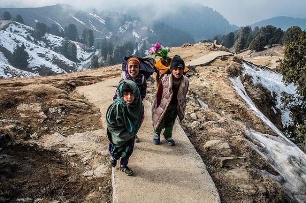 Selon les analystes, le fait que la Chine construise des villages le long de la frontière himalayenne avec l'Inde découle de motivations politiques et économiques. (Image : antriksh kumar / Pixabay)