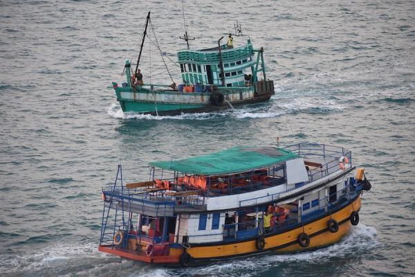 Mer de Chine: navires chinois dans les eaux philippines