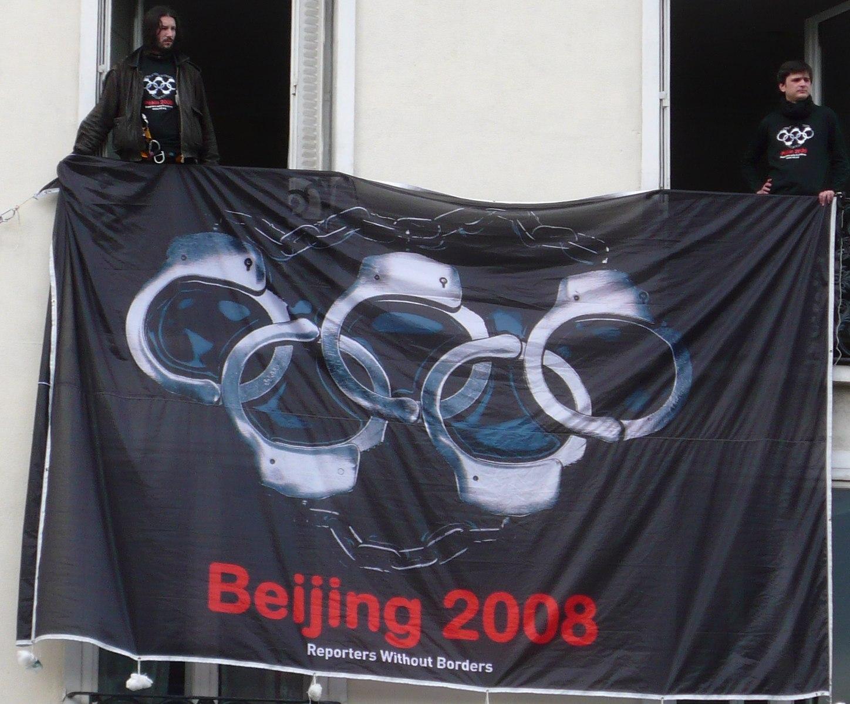 La Chine restela plus grande prison dejournalistesaumonde