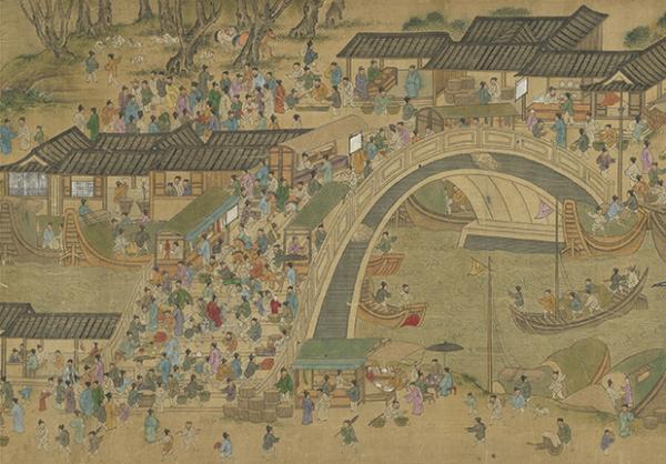 Le Festival de Qing Ming, un héritage de la dynastie Song