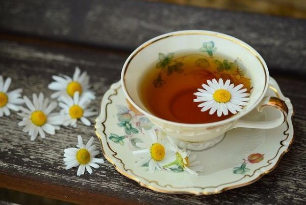 Des tisanes peuvent donc être prises régulièrement comme boisson quotidienne. (Image : congerdesign / Pixabay)