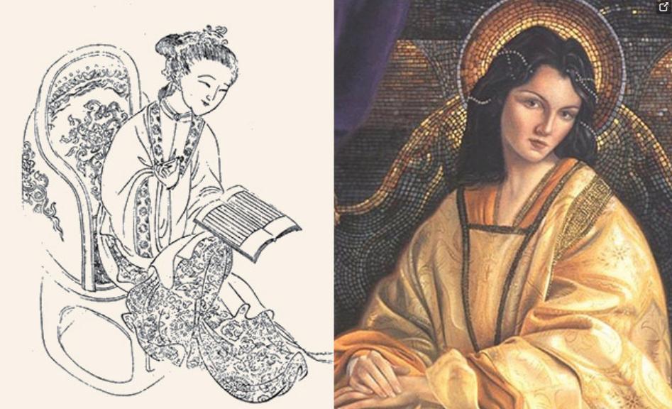 Ban Zhao Anne Comnène