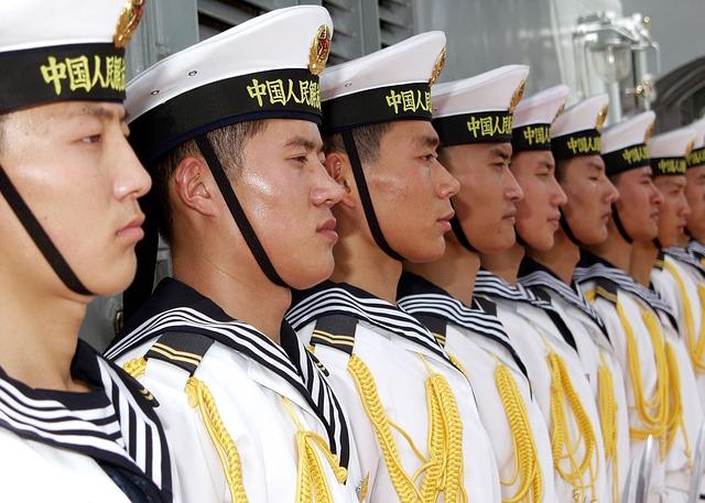 Des bateaux de pêche au service de la milice maritime chinoise