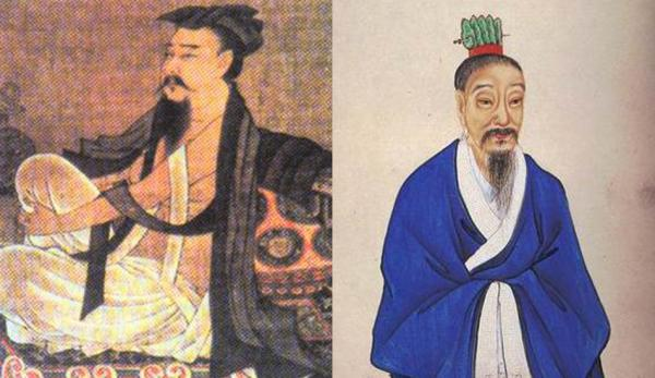 Chine ancienne : Les sept sages de la forêt de bambous
