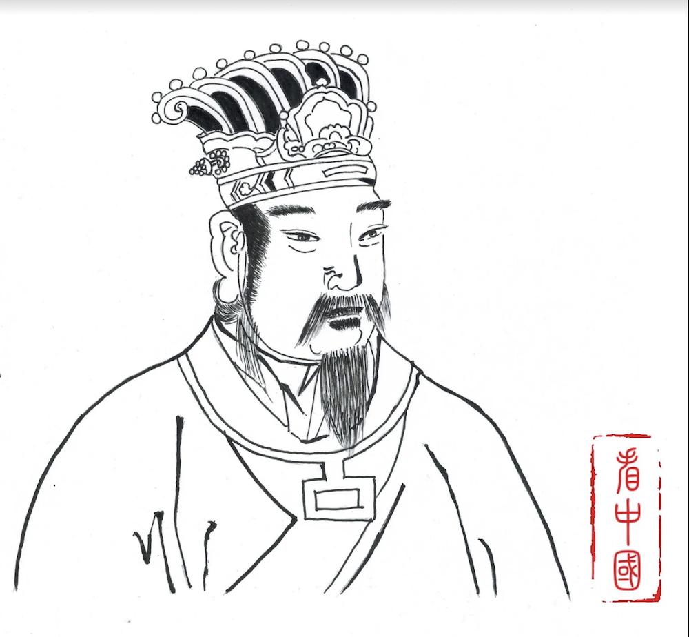 La piété filiale exemplaire du roi Wen de Zhou