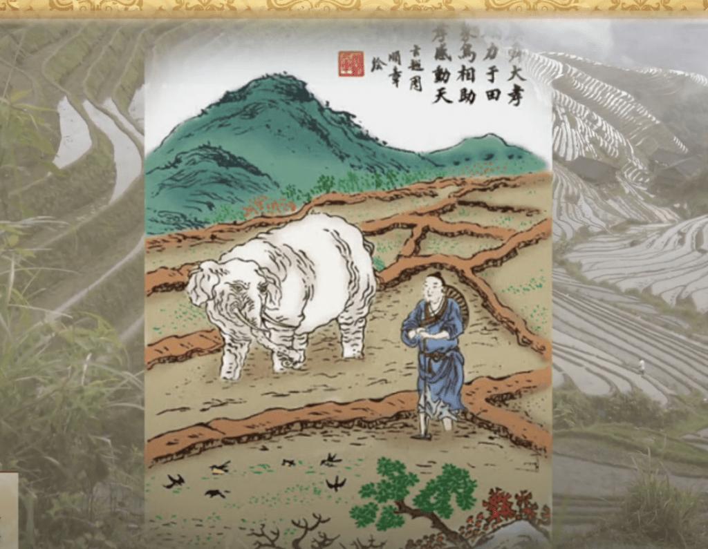 Le roturier qui devint un empereur chinois légendaire