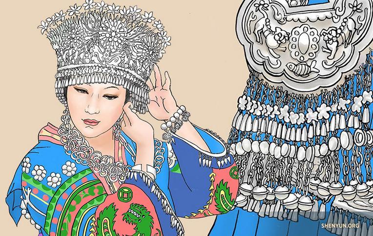 Des accessoires de mode d'inspiration ethnique