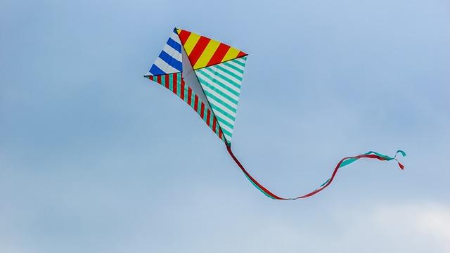 Les premiers cerfs-volants sont apparus en Chine au IVe siècle av.J.-C.