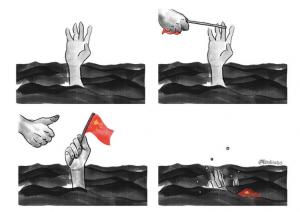 La dictature du Parti communiste chinois fait des ravages partout