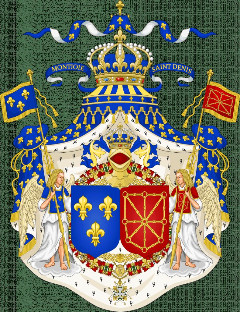 Le drapeau français : ses origines royales et religieuses