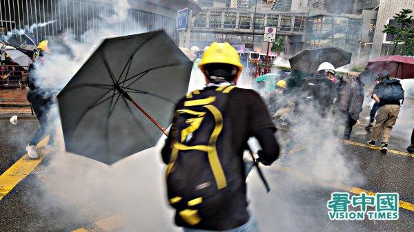 Festival de Cannes, projection du film documentaire hongkongais: Revolution of Our Times