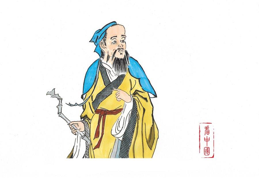 Les quatre grands médecins dans l'histoire de la Chine