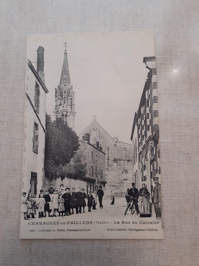 L'histoire des Justes parmi les nations en France : les Justes de Chavagnes-en-Paillers, en Vendée