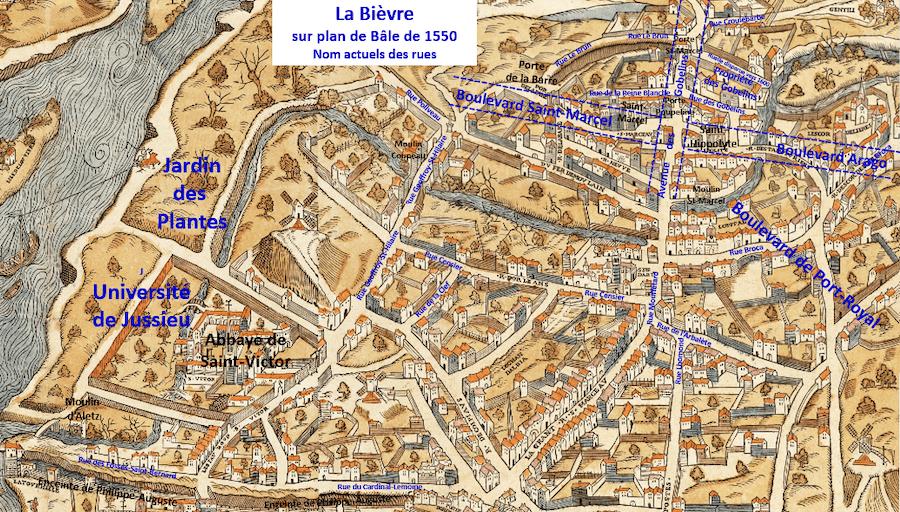 Histoire de Paris: la Bièvre coulera-t-elle à nouveau dans Paris