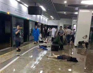 Les inondations de Zhengzhou : un désastre causé par l'homme, le personnel du métro révèle des informations cachées