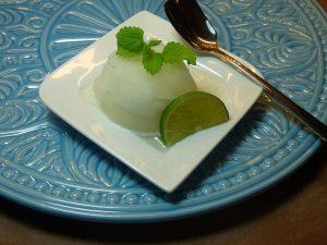 Recettes de glaces au goût exotique