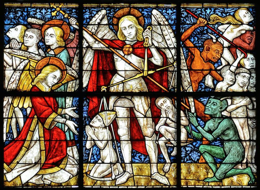 Saint-Michel, le Protecteur et le Premier des Archanges