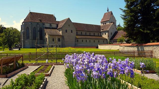 Sur les traces des jardins du Moyen Âge