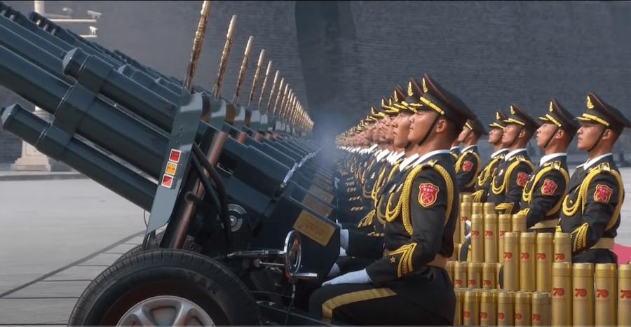 La Chine construit une troisième base de silos à missiles nucléaires