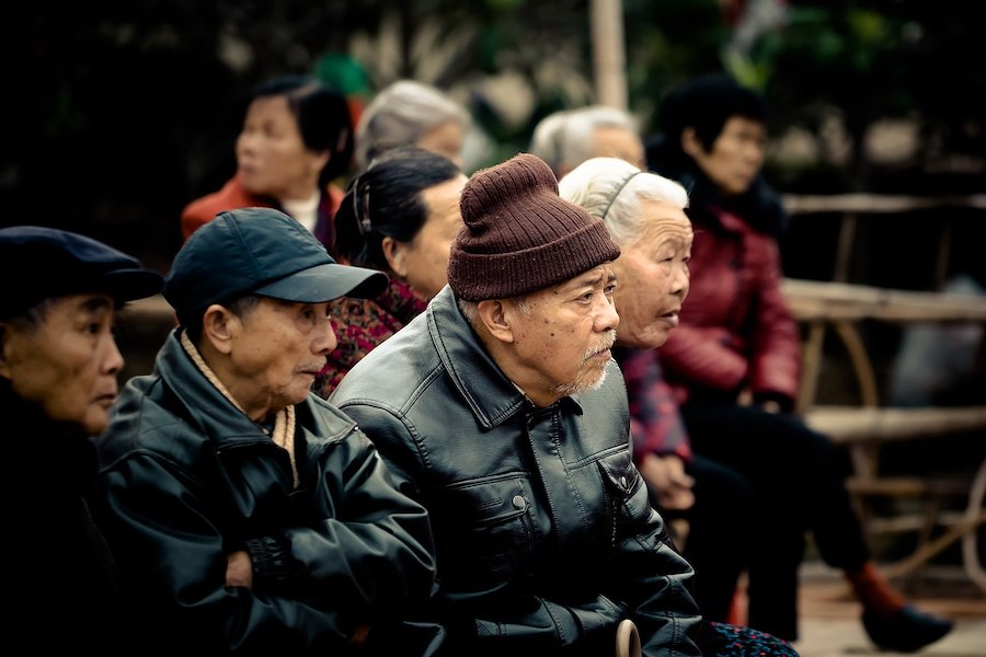 Chine: le vieillissement de la population devient un problème de plus en plus difficile à résoudre
