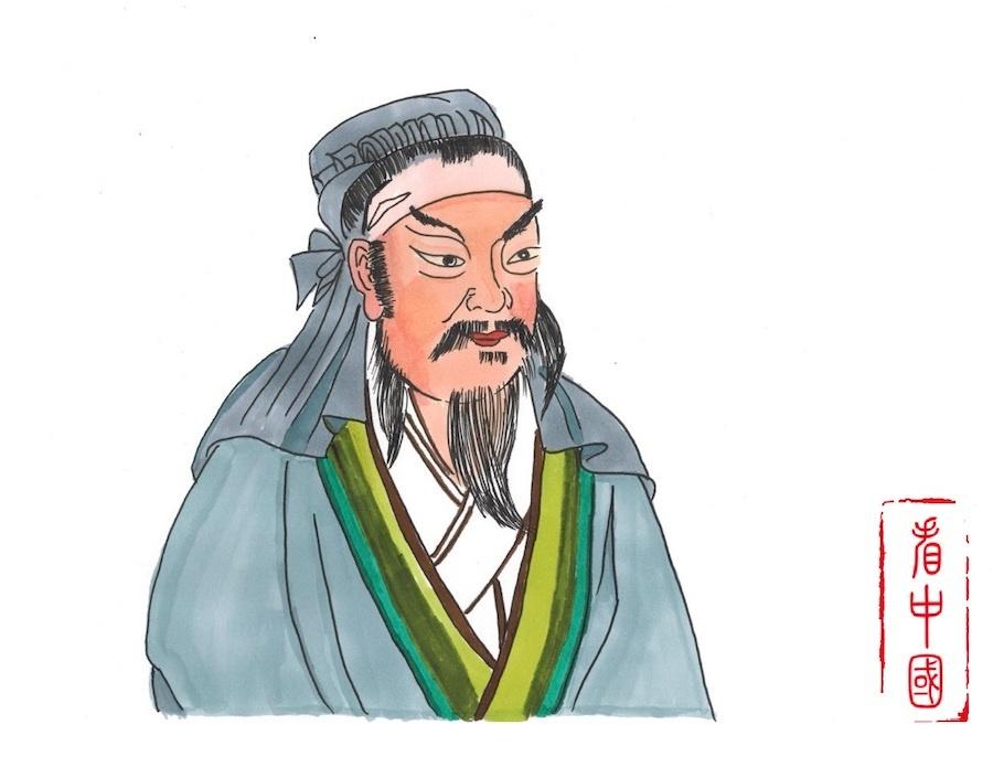 L'empereur Shun éduque et gouverne son peuple avec la morale