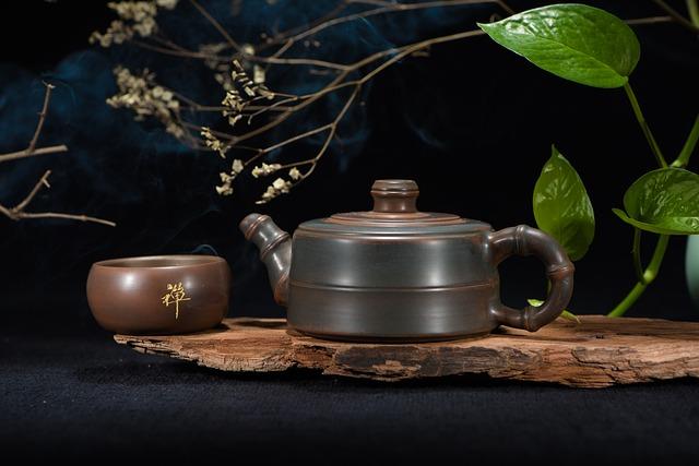 La magnifique légende du thé jaune Junshan Yinzhen