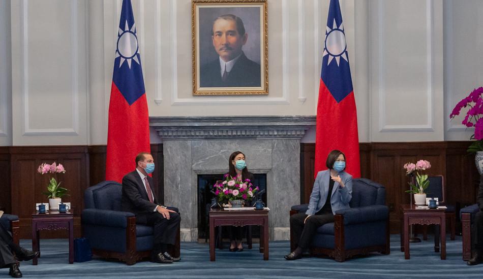 La Chineserait pleinement capable d'envahirTaïwan d'ici2025