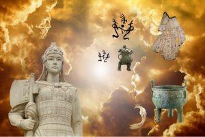Fu Hao, reine légendaire et cheffe des armées