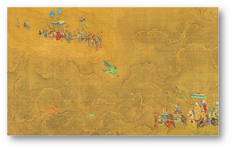 La vision chinoise du mandat céleste sous les dynasties Xia, Shang et Zhou